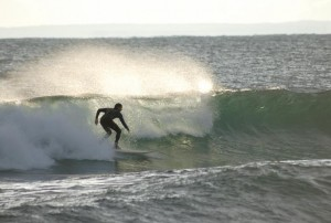 Surfrider Surfing Lake Superior