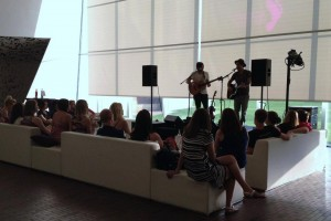 Surfrider:Walker Art Center:Josh Radin Concert 2012